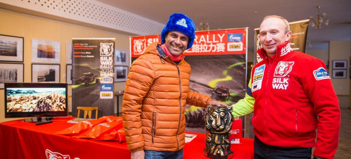 Победитель Бахи стартует на ралли-марафоне «Шелковый Путь»