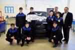 Hyundai Creta — в руки учеников