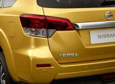 Тайский Nissan Terra скоро поступит к дилерам
