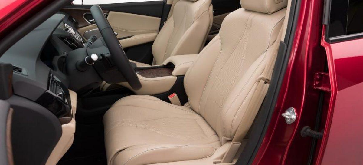 Новый Acura RDX получит 10-диапазоный «автомат»