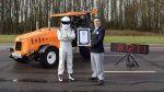 Стиг из Top Gear разогнал трактор до 140 км/ч
