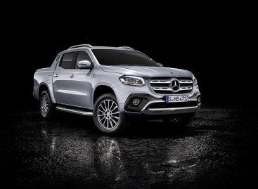 Пикап Mercedes-Benz X-класса снимут с производства