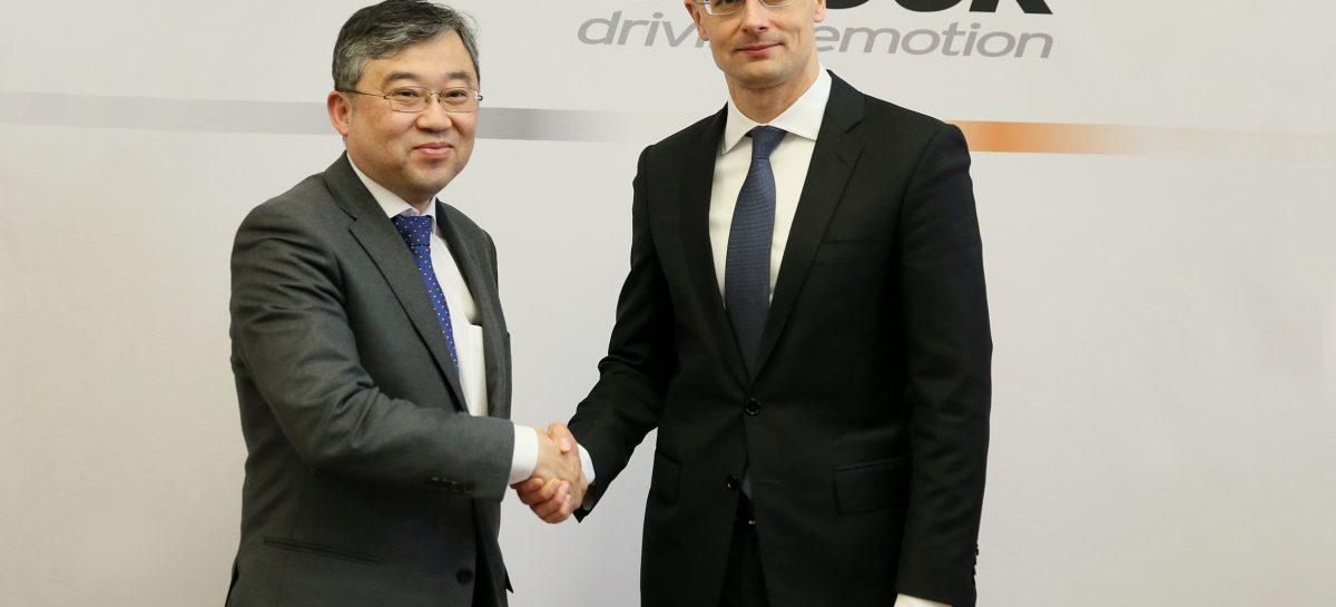Hankook планирует построить цех в Венгрии