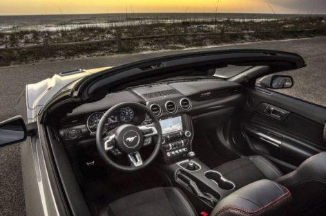 Ford представил «возрожденную» версию Mustang