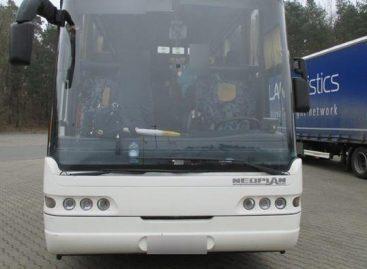 «Без тормозов»: автобус с детьми из России задержали в Германии
