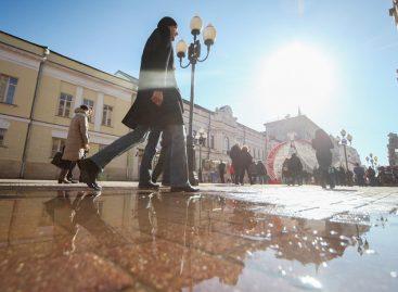 350 млн кубометров воды выльются на столицу