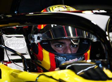 Пилоты Renault в первой десятке Гран-при Австралии