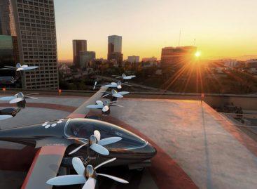 Будущее за воздушными такси?