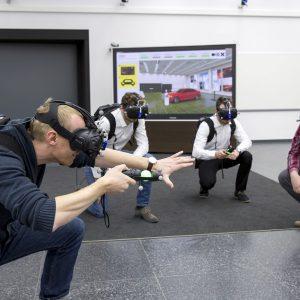Разработка автомобиля в виртуальной реальности