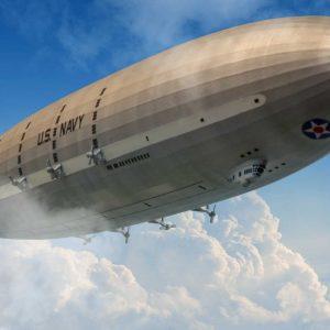 Как в США пытались построить «летающий авианосец» (видео)