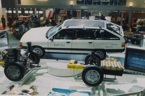 Audi: от 0 до 100