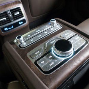 Новое поколение седана KIA K900