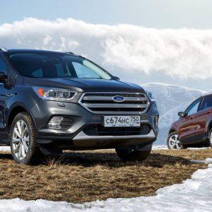 Продажи Ford в России выросли на 50%