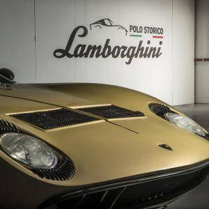 Суперкары Lamborghini отметили полувековой юбилей