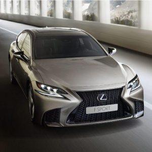 Lexus - партнер Synergy Global Forum 2018
