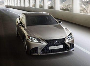 Lexus — партнер Synergy Global Forum 2018