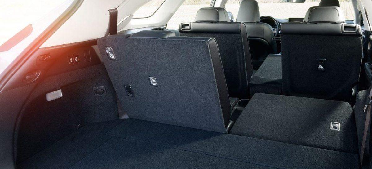 Lexus RX 350L – компактный снаружи, просторный внутри