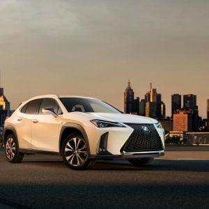 Новый Lexus UX уже в продаже на территории РФ