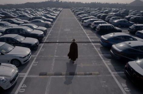 Восемнадцатый арт-кар BMW покажут в конце марта