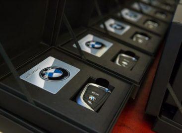 Олимпийским чемпионам подарили автомобили BMW
