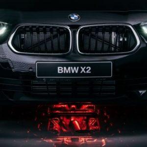 Из BMW X2 сделают купе-кроссовер