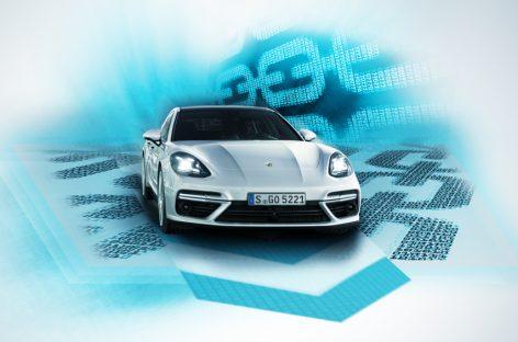 Porsche представляет блокчейн-технологии для автомобилей