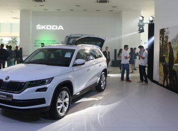 ŠKODA запускает продажи автомобилей в Сингапуре