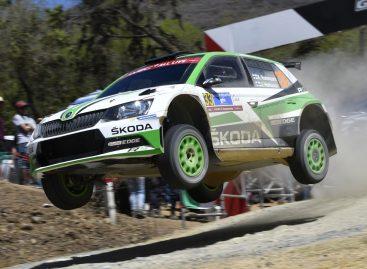 Убедительная победа команды ŠKODA в Мексике