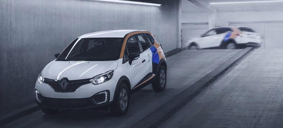 Renault Россия начала сотрудничество с новым каршерингом