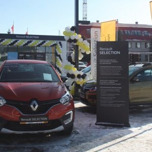 По программе Renault Selection 40% клиентов выбирают Duster