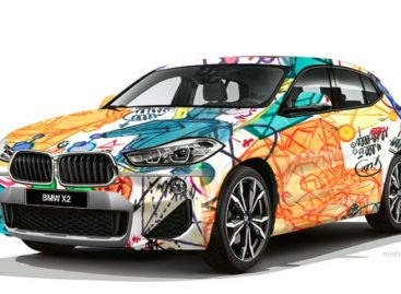 Расширяя границы. Новый конкурс от BMW.