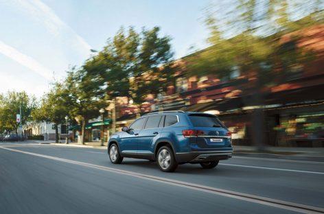 Новый семейный внедорожник от Volkswagen