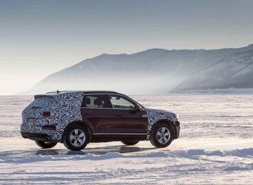 От Братиславы до Пекина на новеньком Volkswagen Touareg