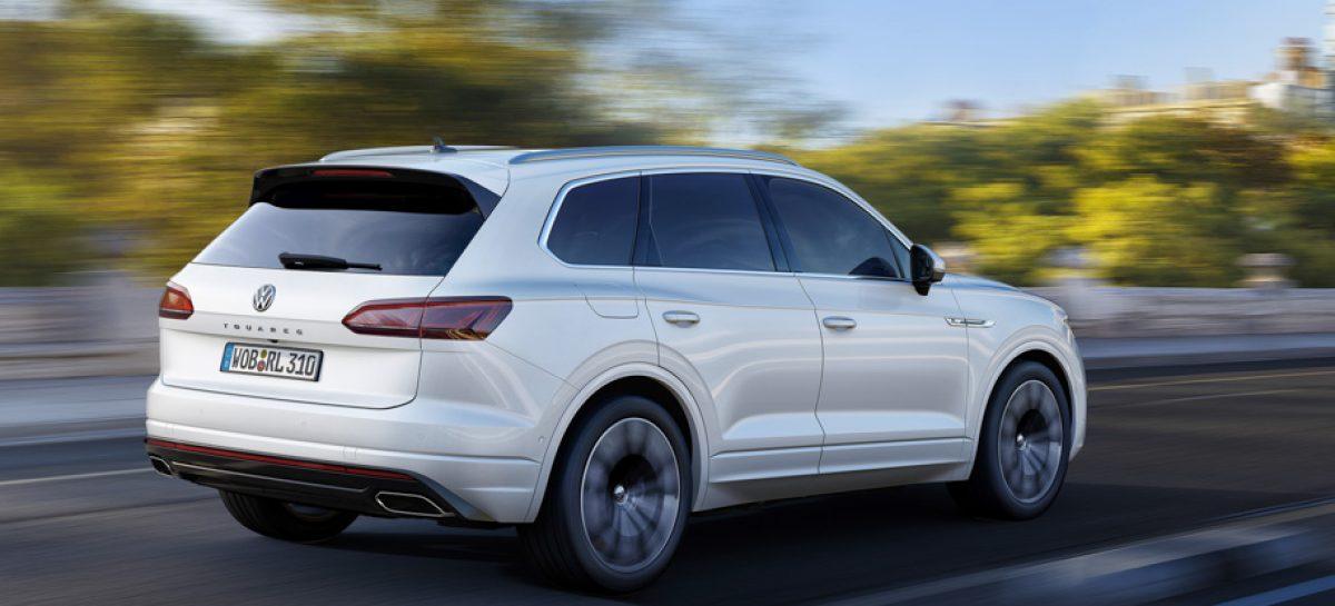 Пять главных особенностей нового Volkswagen Touareg