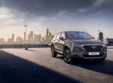 Российская премьера нового поколения Hyundai Santa Fe