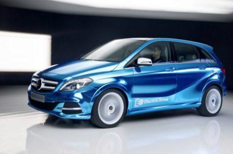 Инновации от Mercedes-Benz показали на видео