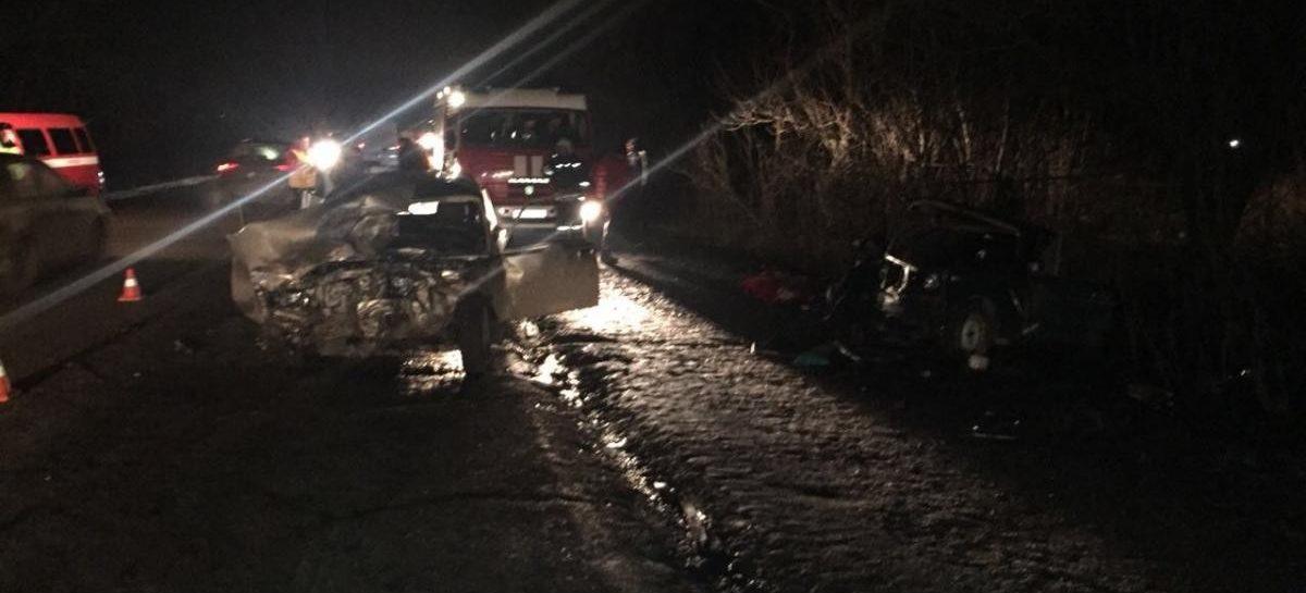 Крупное ДТП на Ставрополье: погибли три человека