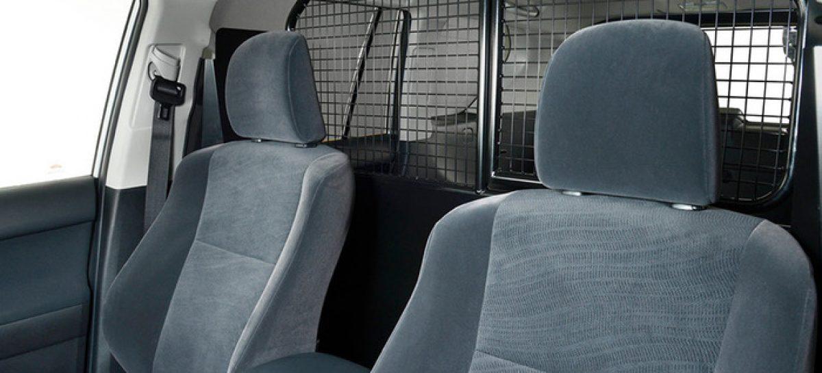 Toyota превратила Prado в развозной фургон