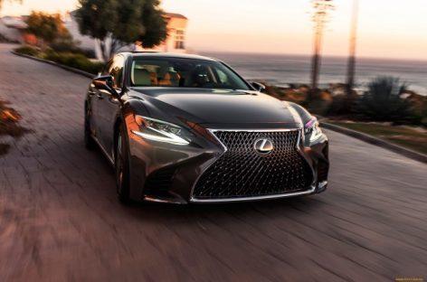 Новый Lexus IS оснастят двигателем BMW
