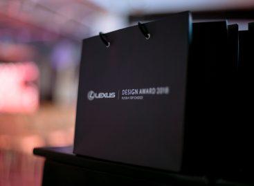 Объявлены победители конкурса Lexus Design Award 2018