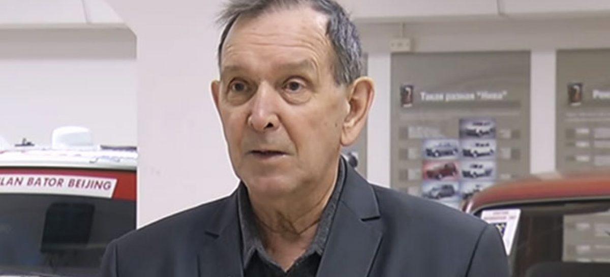 Скончался главный конструктор Chevrolet Niva Валерий Доманский
