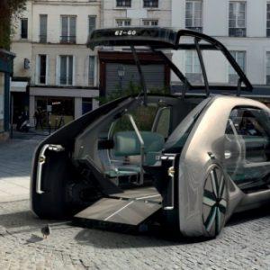 Будущее робомобилей глазами российских студентов