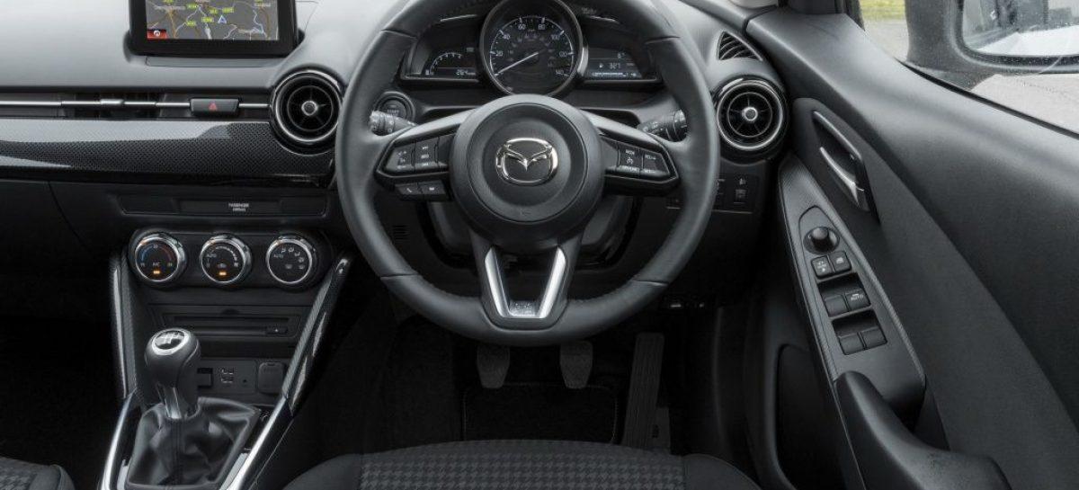 Хетчбэк Mazda 2 получил спецверсию Sport Black