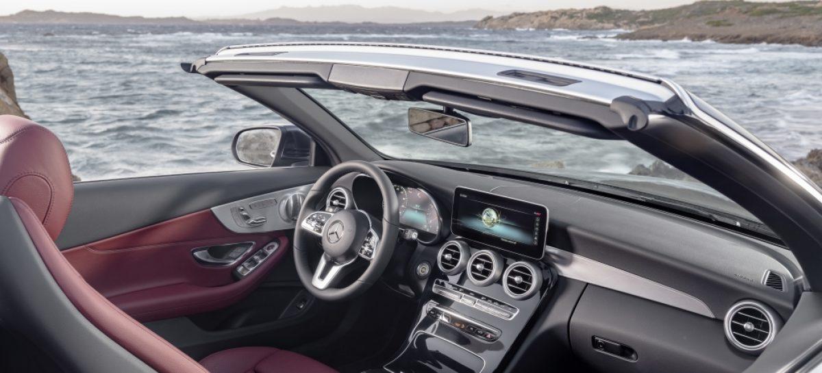 Представлены обновленные купе и кабриолет Mercedes C-класса