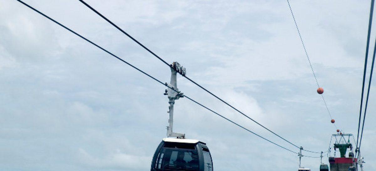 «Сходненскую» и «Речной вокзал» может связать канатная дорога