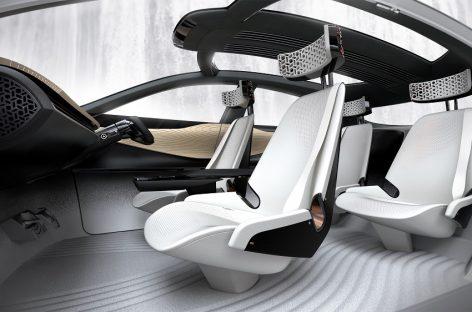 Nissan выбирает электромобили
