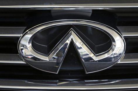 Nissan отзывает в России 447 автомобилей Infiniti Q30 и QX30