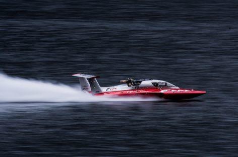 Новый рекорд скорости для дизеля