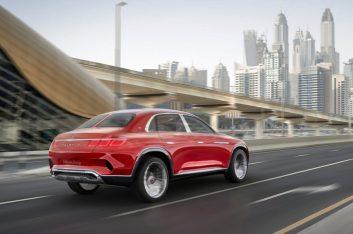 Новый Mercedes-Maybach оказался кроссовером-седаном
