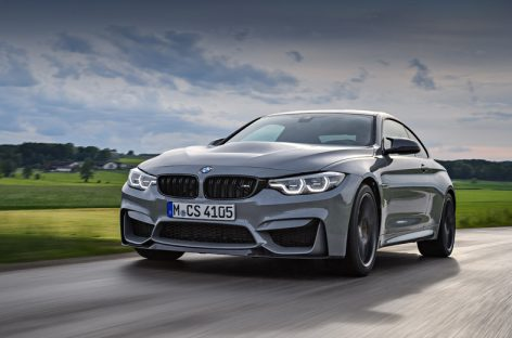 Выбор трансмиссий для грядущих BMW M3 и M4 будет ограничен